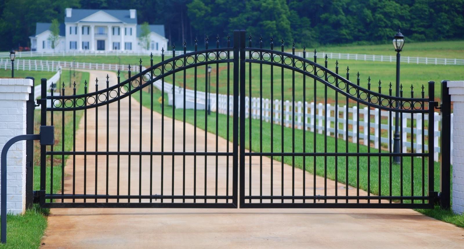 Como escolher meu portão